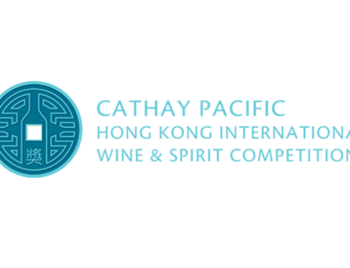 Cathay Pacific Hong Kong International Wine & Spirits Competition